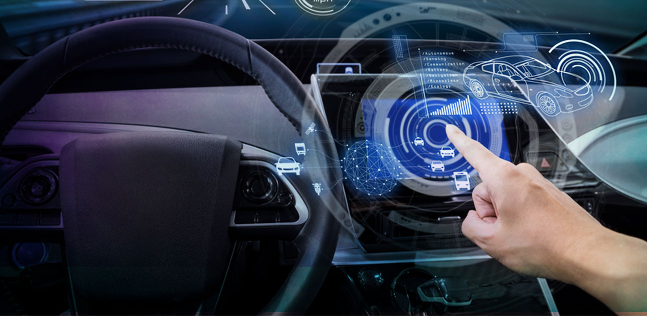 Self-Driving Vehicles Navigate Twists and Turns on the Road